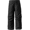 Patagonia Boys' Insulated Snowshot Pants Black (155)